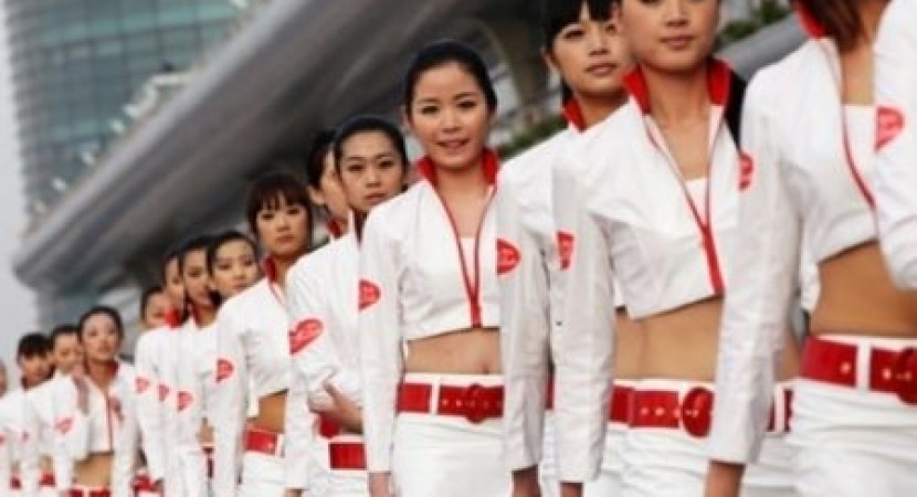 belle ragazze asiatiche